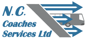 NC COACHES SERVICES LTD CYPRUS LOGO
